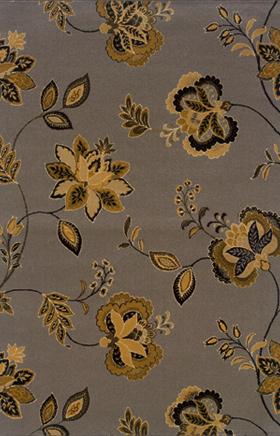 Contemporary Rugs  Stella Grey 11201