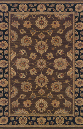 Oriental Rugs Nadira Brown 11231