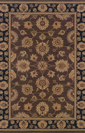 Oriental Rugs Nadira Brown 11231