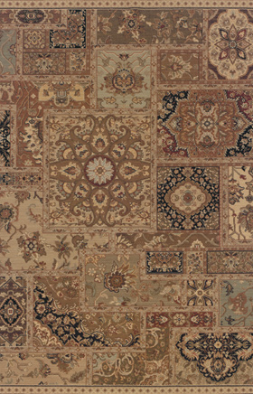 Traditional Rugs Nadira Beige 11268