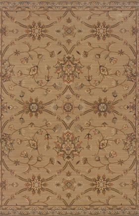 Traditional Rugs Nadira Beige 11270