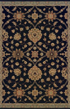 Traditional Rugs Nadira Black  11271