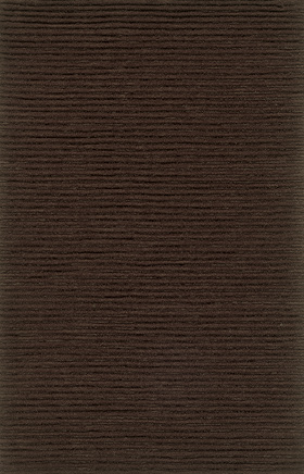 Solid Rugs Bauhaus Brown 11359