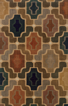 Contemporary Rugs  Kasbah Gold 11421
