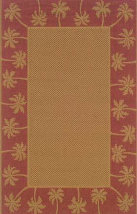 Eco friendly Rugs Lanai Beige 11464