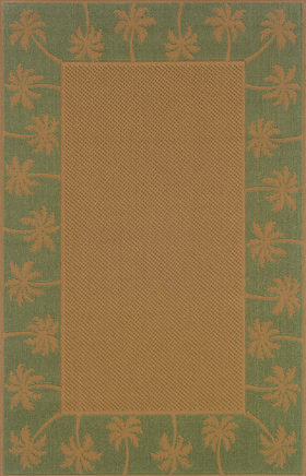 Eco friendly Rugs Lanai Beige 11466
