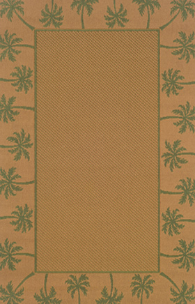 eco friendly Rugs Lanai Beige 11467