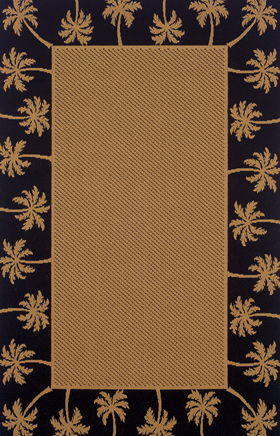 eco friendly Rugs Lanai Beige 11468