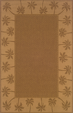 eco friendly Rugs Lanai Cream 11469