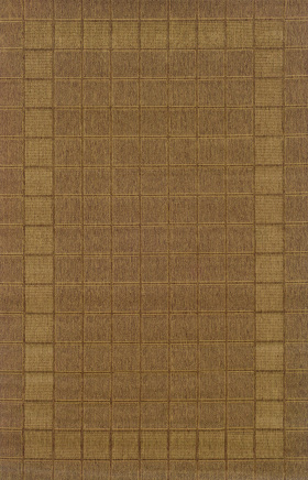 eco friendly Rugs Lanai Brown 11471