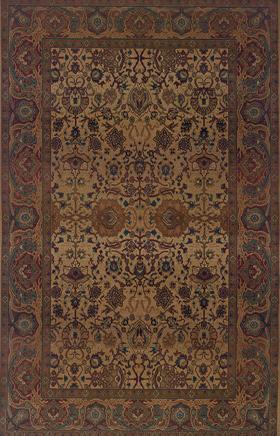Oriental Rugs Kasbah Beige 11504