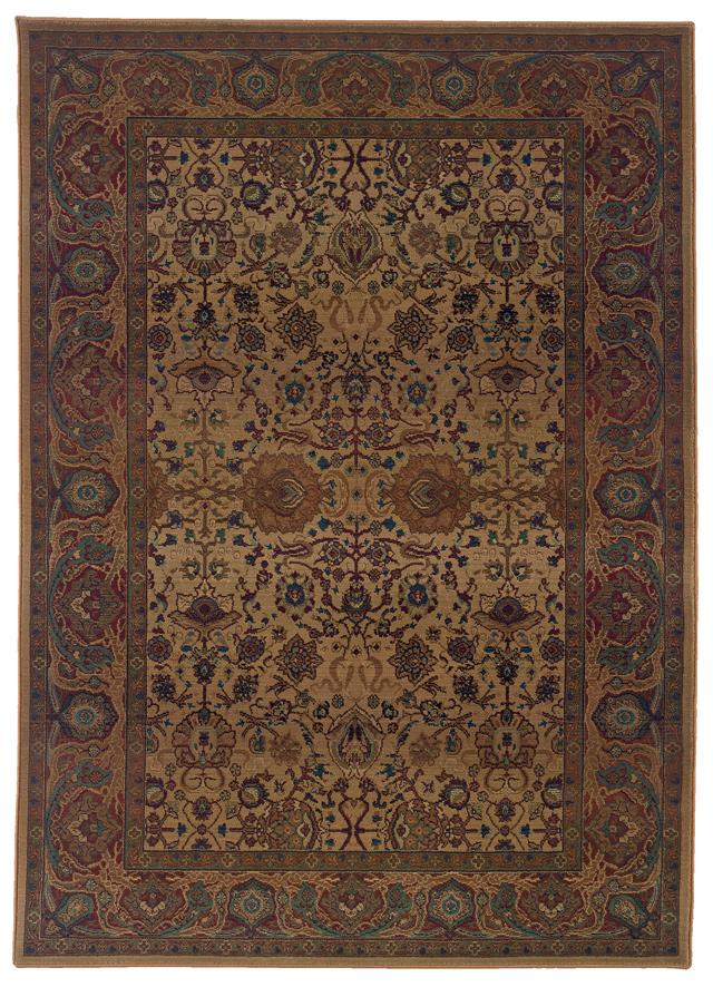 Oriental Sphinx Rugs Oriental Weavers Kasbah Beige 11504