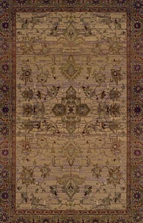 Oriental Rugs Kharma Beige 11509