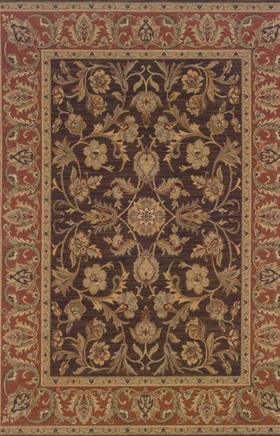 Oriental Rugs Nadira Brown 11520