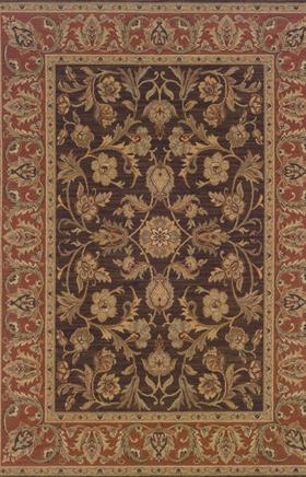 Oriental Rugs Nadira Brown 11520
