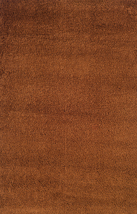 Shag Rugs Loft Collection Orange 11526