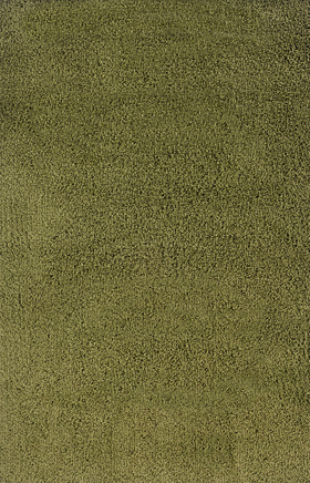 Shag Rugs Loft Collection Green 11530