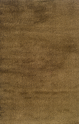 Shag Rugs Loft Collection Gold 11533