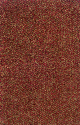 Shag Rugs Loft Collection Red 11537