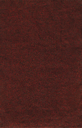 Shag Rugs Loft Collection Red 11542