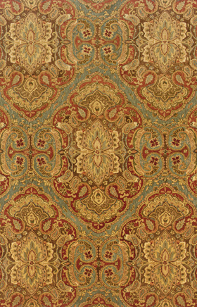 Traditional Rugs Huntley Blue 11576
