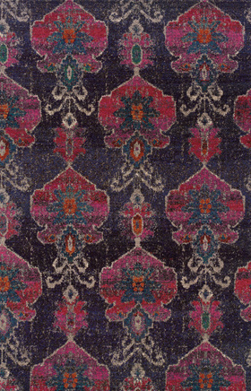 Traditional Rugs Kaleidoscope Grey 11605