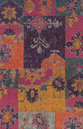 Traditional Rugs Kaleidoscope Multicolor 11607
