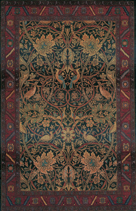 Traditional Rugs Kharma Red 11615