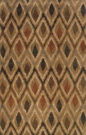 Transitional Rugs Kasbah Gold 11660