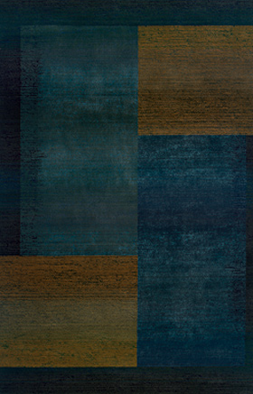 Transitional Rugs Kharma II Blue 11661