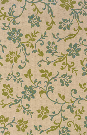 Floral Rugs Caspian Ivory 11720