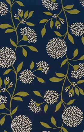 Floral Rugs Caspian Blue 11721