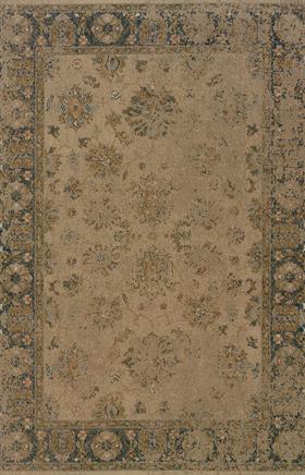 Oriental Rugs Kharma Beige 11734