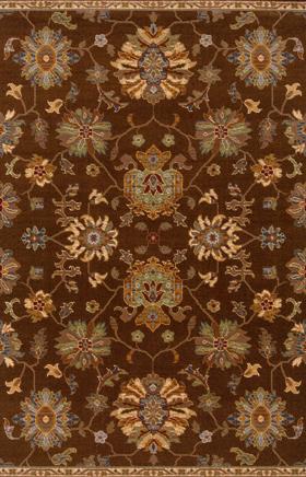 Oriental Rugs Ensley Brown 11738