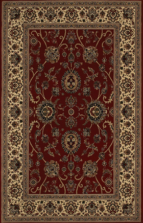 Oriental Rugs Ariana Red 11741