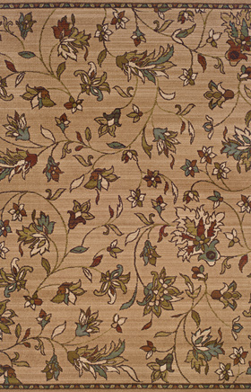 Traditional Rugs Emerson Gold 11756