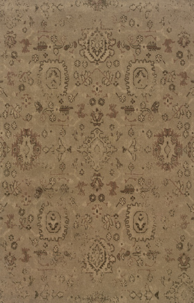 Transitional Rugs Chloe Beige 11768