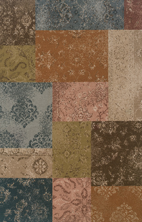 Transitional Rugs Chloe Multicolor 11771