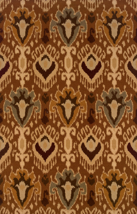 Transitional Rugs Ensley Orange 11791