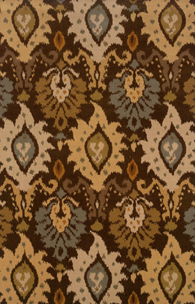 Transitional Rugs Ensley Brown 11795