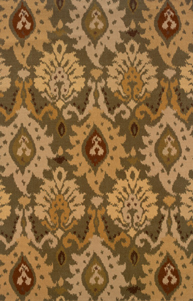 Transitional Rugs Ensley Green 11796