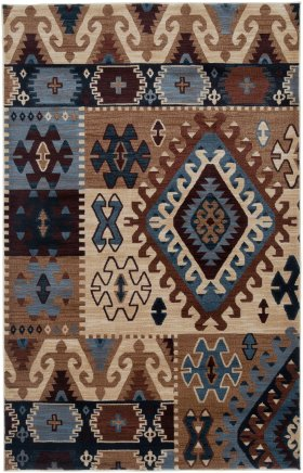 Southwestern Rugs Bellevue Multicolor 11920