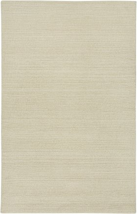 Solid Rugs Country White 11980
