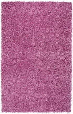 Shag Rugs Kempton Pink 12194