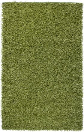 Shag Rugs Kempton Green 12195