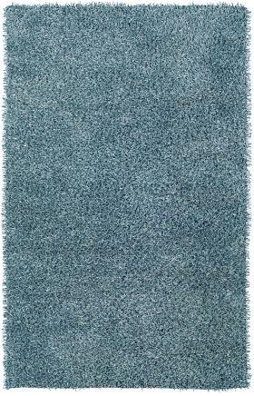 Shag Rugs Kempton Blue 12197