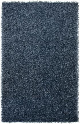 Shag Rugs Kempton Blue 12198
