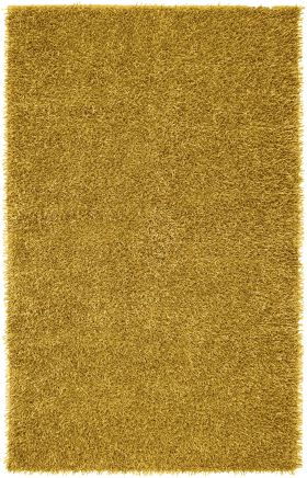 Shag Rugs Kempton Yellow 12207