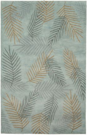 Eco Friendly Rugs Pandora Blue 12275