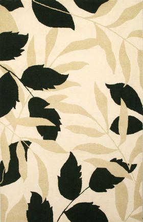 Eco Friendly Rugs Pandora Ivory 12277
